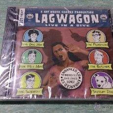 CD de Música: CD NUEVO PRECINTADO LAGWAGON LIVE IN A DIVE. PUNK ROCK. Lote 53425891