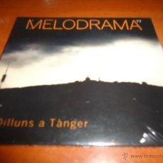 CDs de Música: JAUME SISA , MELODRAMA - DILLUNS A TANGER (CD, MITIK, 2010). DIGIPACK ED NUEVO PRECINTADO. Lote 53439755