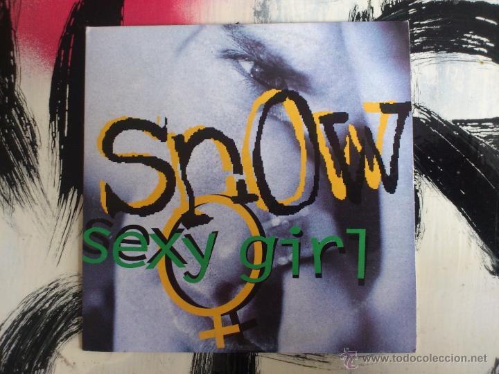 SNOW - SEXY GIRL - CD SINGLE - PROMO - ATLANTIC - 1995 (Música - CD's Hip hop)