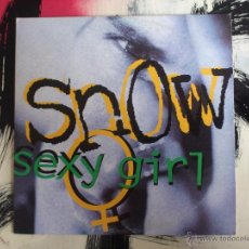 CDs de Música: SNOW - SEXY GIRL - CD SINGLE - PROMO - ATLANTIC - 1995. Lote 53448995