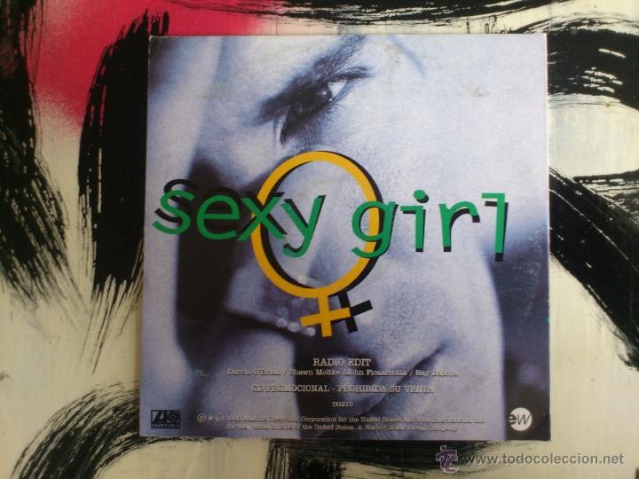 CDs de Música: SNOW - SEXY GIRL - CD SINGLE - PROMO - ATLANTIC - 1995 - Foto 2 - 53448995