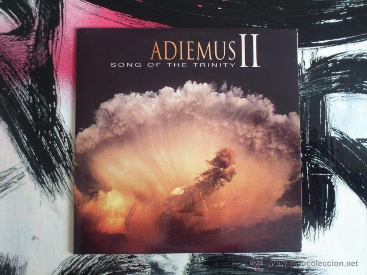 ADIEMUS II - SONG OF THE TRINITY - CD SINGLE - VIRGIN - KARL JENKINS - 1996 (Música - CD's New age)