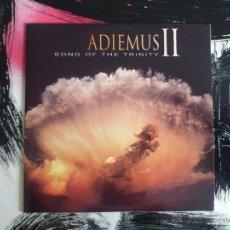 CDs de Música: ADIEMUS II - SONG OF THE TRINITY - CD SINGLE - VIRGIN - KARL JENKINS - 1996. Lote 53450783