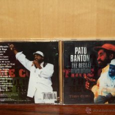 CDs de Música: PATO BANTON - THE REGGAE REVOLUTION - CD. Lote 53452588