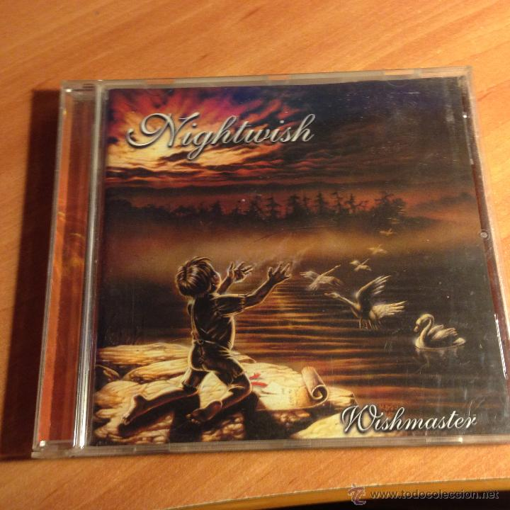 cd nightwish wishmaster