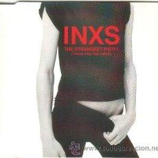 CDs de Música: INXS CD SINGLE PROMO THE STRANGEST PARTY. Lote 53460441