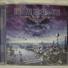 CDs de Música: IRON MAIDEN *** BRAVE NEW WORLD *** CD MUSICA HEAVY ** EMI. Lote 53465618