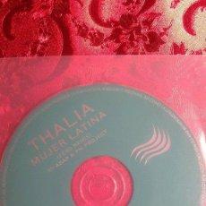 CDs de Musique: THALIA-MUJER LATINA CDSINGLE 1998. Lote 104278290