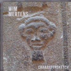 CDs de Música: WIM MERTENS - CHARAKTERSKETCH. CD PRECINTADO. Lote 245783800