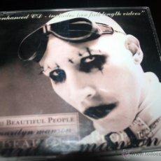 CDs de Música: MARILYN MANSON.. Lote 53486492
