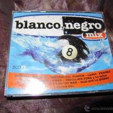 CDs de Música: BLANCO Y NEGRO MIX 8- 3 CDS 2001. Lote 96024452