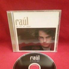CD de Música: RAÚL - YA NO ES AYER CD #0998. Lote 57964582