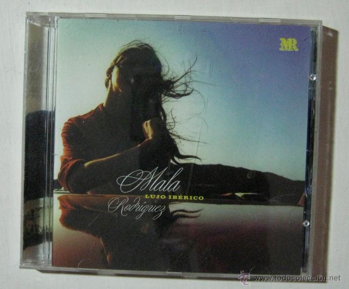 CD MALA RODRÍGUEZ - LUJO IBÉRICO (Música - CD's Hip hop)
