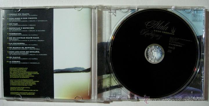 CDs de Música: CD MALA RODRÍGUEZ - LUJO IBÉRICO - Foto 2 - 53504803