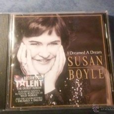 CDs de Música: SUSAN BOYLE - I DREAMED A DREAM CD PROGRAMA TV PARECIDO A OPERACIÓN TRIUNFO. Lote 53520491