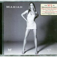 CDs de Música: MARIAH CAREY – #1'S - CD EUROPE 1998 - COLUMBIA COL 492604 2. Lote 53525608