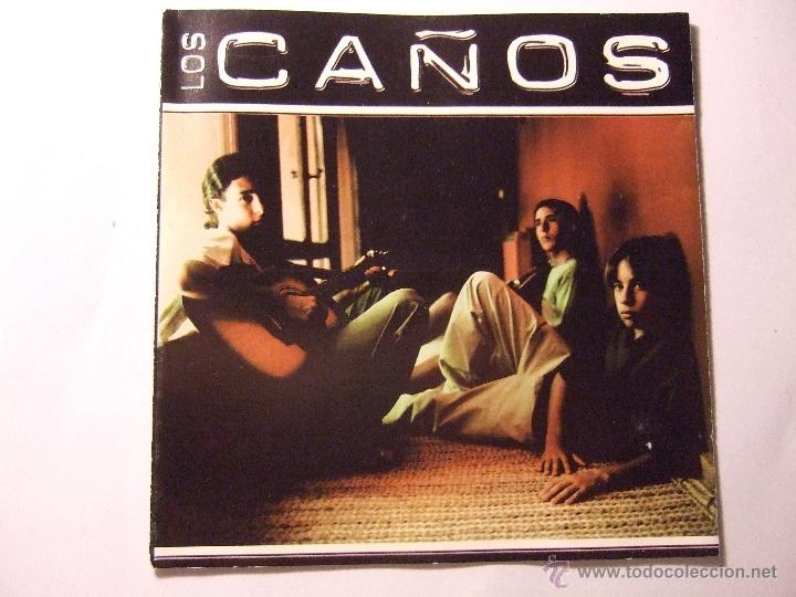 CD LOS CAÑOS - PEP'S RECORDS 2000 - 10 TEMAS (Música - CD's Flamenco, Canción española y Cuplé)