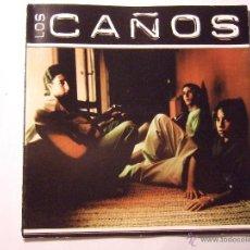 CDs de Música: CD LOS CAÑOS - PEP'S RECORDS 2000 - 10 TEMAS. Lote 53556234