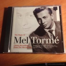 CDs de Música: MEL TORME (THE MAGIC OF...) CD 18 TRACKS (CD25). Lote 53571442