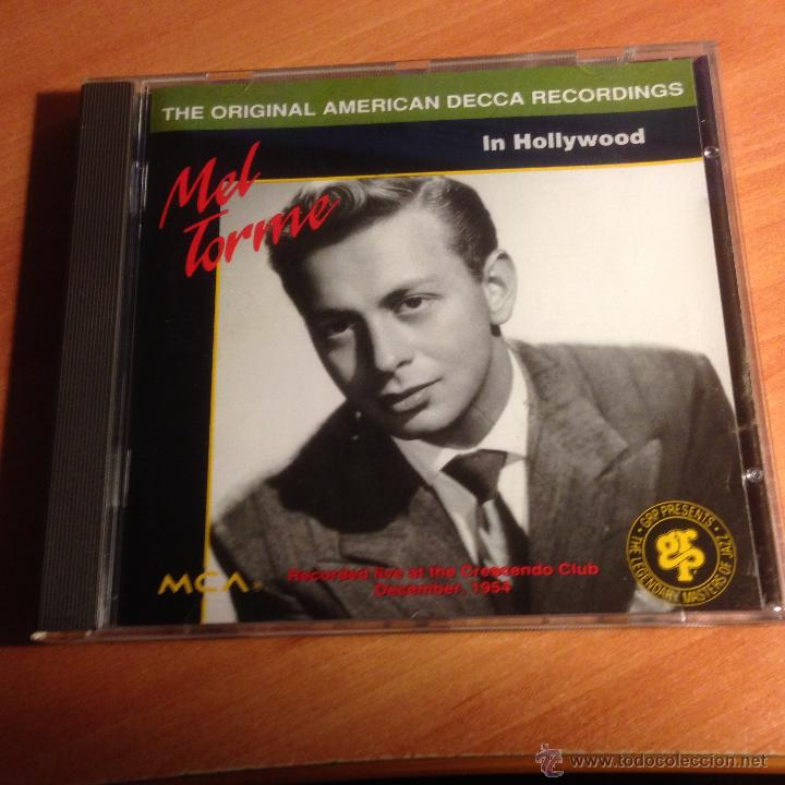 MEL TORME (IN HOLLYWOOD) CD 20 TRACKS (CD25) (Música - CD's Jazz, Blues, Soul y Gospel)