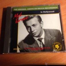 Music CDs - MEL TORME (IN HOLLYWOOD) CD 20 TRACKS (CD25) - 53571463