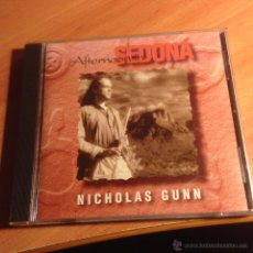 CDs de Música: NICHOLAS GUNN (AFTERNOON IN SEDONA) CD 13 TRACKS (CD25). Lote 53571881