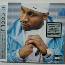 CDs de Música: CD LL COOL J - G.O.A.T. FEAT JAMES T. SMITH, THE GREATEST OF ALL TIME . Lote 53579225