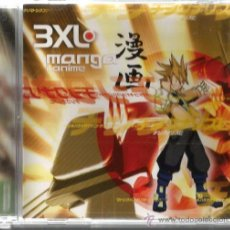 CDs de Música: CD 3XL MANGA I ANIME (SAKURA + MAZINGER Z + BOLA DE DRAC + SLUMP + SHIN SHAN + LAMU + RANMA + FLY. Lote 55690731