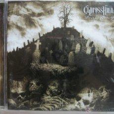 CDs de Música: CD CYPRESS HILL - BLACK SUNDAY. Lote 53589366