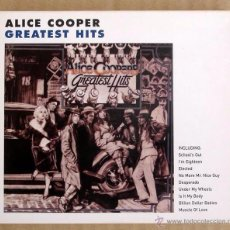 CDs de Música - ALICE COOPER - GREATEST HITS (CD) - 53590281