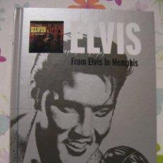 CDs de Música: ELVIS PRESLEY *** FROM ELVIS IN MEMPHIS *** CD ROCK & ROLL + LIBRO *** SONY MUSIC. Lote 53600542