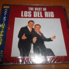 CDs de Música: LOS DEL RIO THE BEST OF CD ALBUM PRECINTADO HECHO EN JAPON 2003 OBI TIENE 18 TEMAS MACARENA REMIXES. Lote 53621594