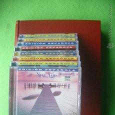CDs de Música: VARIOS - NEW AGE NEW AGE - CDS+REVISTAS NUEVOS.8CDS+SUS 8 REVISTAS ENCUADERNADAS.PDELUXE. Lote 53622500