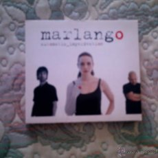 CDs de Música: CD MARLANGO. AUTOMATIC IMPERFECTION. Lote 53634987