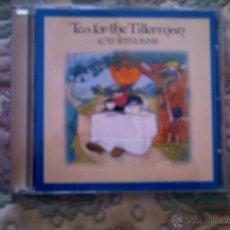 CDs de Música: CD CAT STEVENS. TEA FOR THE TILLERMAN (DESCATALOGADO Y MUY RARO). Lote 53635142