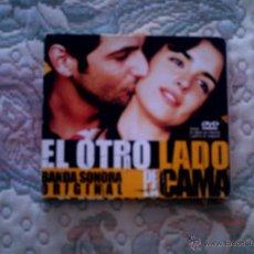 CDs de Música: CD + DVD BSO EL OTRO LADO DE LA CAMA. Lote 53635684