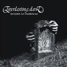 CDs de Música: EVERLASTING DARK- RETURN TO DARKNESS-CD DEATH METAL GRIND. Lote 53644717