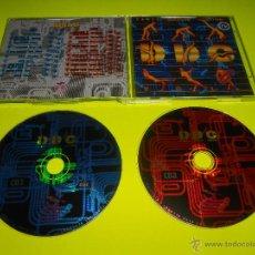 CDs de Música: DDC VOL. 6 ( DANCE DIVISSION COLLECTION ) - 2 CD - POISON - THE MACHINE - TIERRA DE NADIE - COC-X ... Lote 53660598