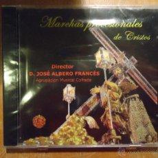CDs de Música: CD ORIGINAL PRECINTADO NUEVO - SEMANA SANTA SEVILLA AGRUPACION MUSICAL COFRADE. Lote 53668795