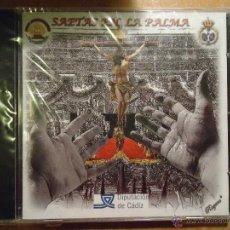 CDs de Música: CD ORIGINAL PRECINTADO NUEVO - SEMANA SANTA CADIZ , SAETAS EN LA PALMA. Lote 53668804