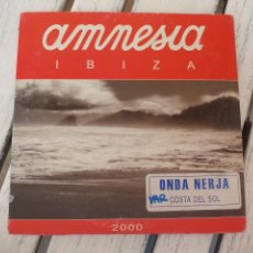 CDs de Música: AMNESIA. IBIZA. RADIO MIX.PROMO, 1 TEMA. CD SINGLE CARTÓN.. Lote 53672601