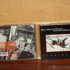 CDs de Música: BIG HEAD TODD & THE MONSTERS - STRATEGEM - CD. Lote 53676594