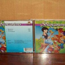 CDs de Música: CUENTOS INFANTILES - BLANCANIEVES - CD. Lote 53681033