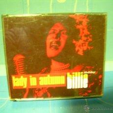 CDs de Música: LADY IN AUTUMN BILLIE, 2 CDS - 1991. Lote 53683969