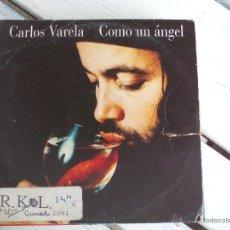 CDs de Música: CARLOS VARELA. COMO UN ÁNGEL..1 TEMAS. CD SINGLE. CARTÓN. Lote 53690393