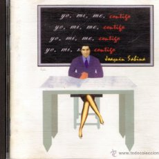 CDs de Música: CD JOAQUIN SABINA YO,MI,ME CONTIGO . Lote 53693875