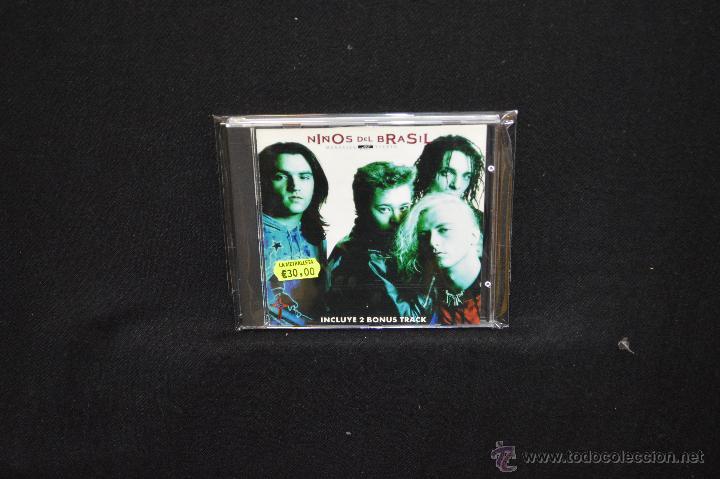 NIÑOS DEL BRASIL - MENSAJES AL VIENTO - CD (Música - CD's Pop)