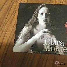 CDs de Música: CLARA MONTES. FOTOGRAFÍA. CD SINGLE PROMOCIONAL. CON TRES TEMAS. CARTÓN. . Lote 75219061