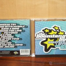 CDs de Música: THE BOOMTANG BOYS - GREATEST HITS VOLUMEN ONE - CD. Lote 53703705