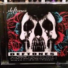 CDs de Música: DEFTONES - S/T. Lote 53706242